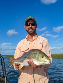 Seeing Red: Texas Red Drum Fishery - A True Success Story